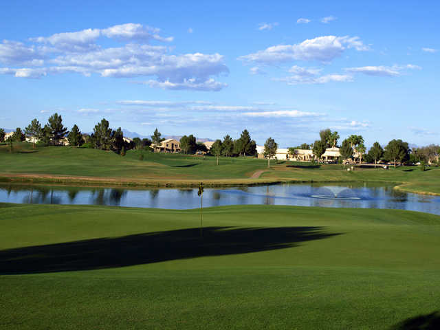 Kokopelli GC: 2nd green