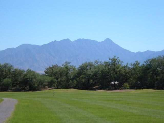 Mountain view from Haven GC