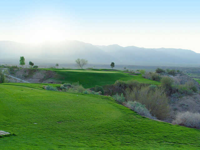 Palms GC: View from #14