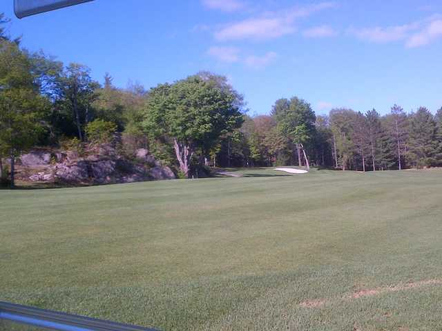 A view of a fairway at North Granite Ridge Golf Club