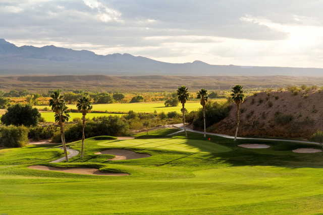 Palms Golf Course: View from #10