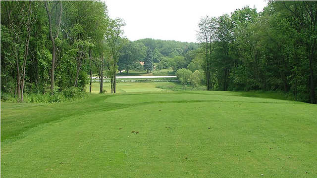 A view from the 12th tee at Legacy Hills Golf Club