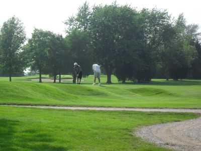 View from Ridgetown Golf & Curling Club