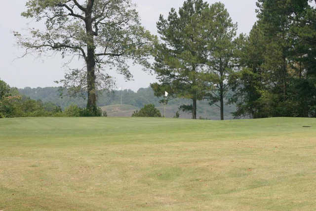 A view of a hole at White from Mountain View Golf Course