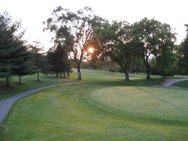 Chedoke Civic Golf Course, Hamilton, Ontario