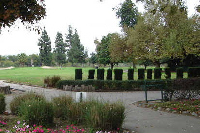 A view from Whittier Narrows Golf Course (Parks LA County)