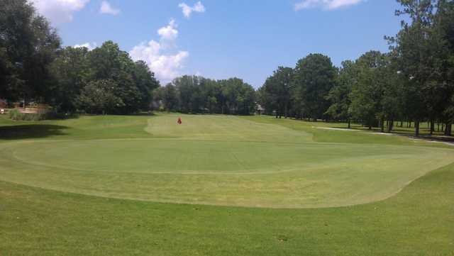 A view of a hole at Red Course from Magnolia Point Golf & Country Club