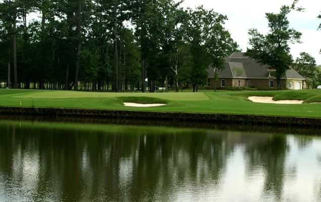 Carter Plantation: View from #17