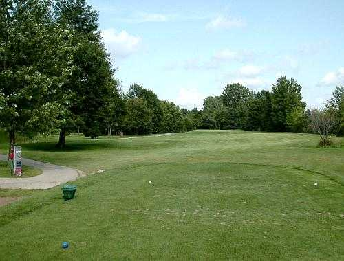 A view from tee #17 at Chippendale Golf Course
