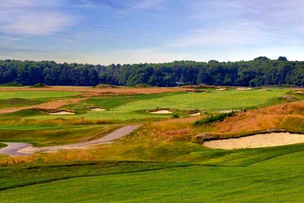 A splendid view from McCullough's Emerald Golf Links