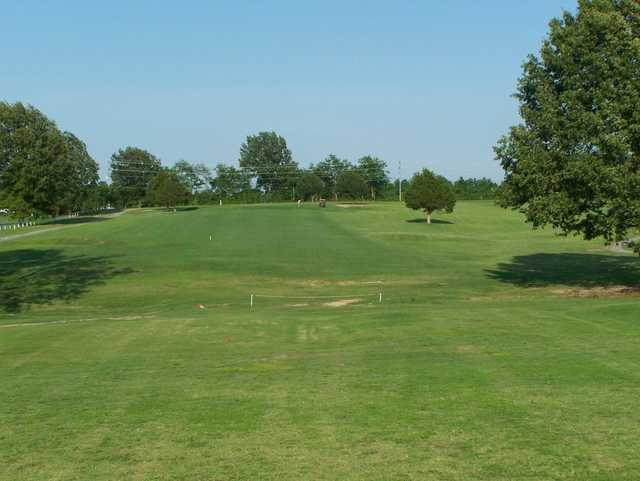 A view from Oakview Links