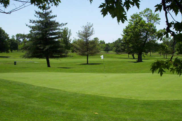 A view from Sahm Golf Course
