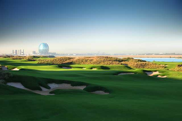 Yas Links GC: View from #12
