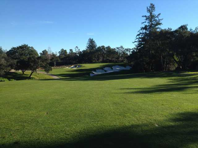 View from Pasatiempo GC