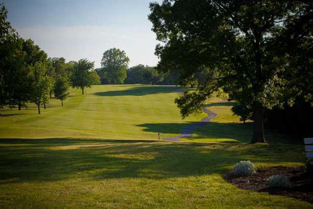 A view of a farway at Dogwood Hills Golf Resort