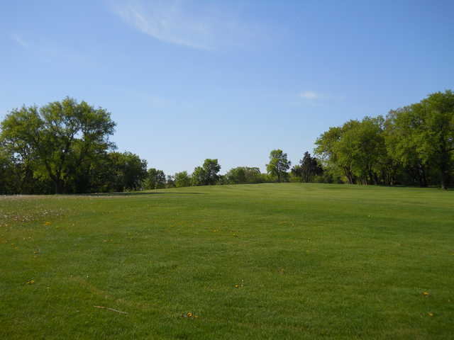 A view of fairway #5 at Kimball Golf Club