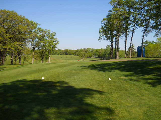 A view from tee #7 at Kimball Golf Club