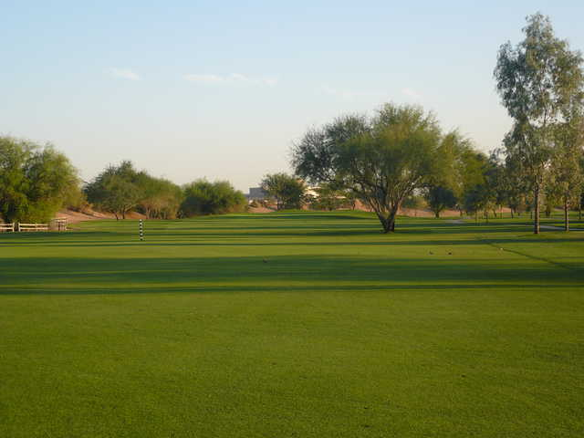 View from Scottsdale Silverado Golf Club