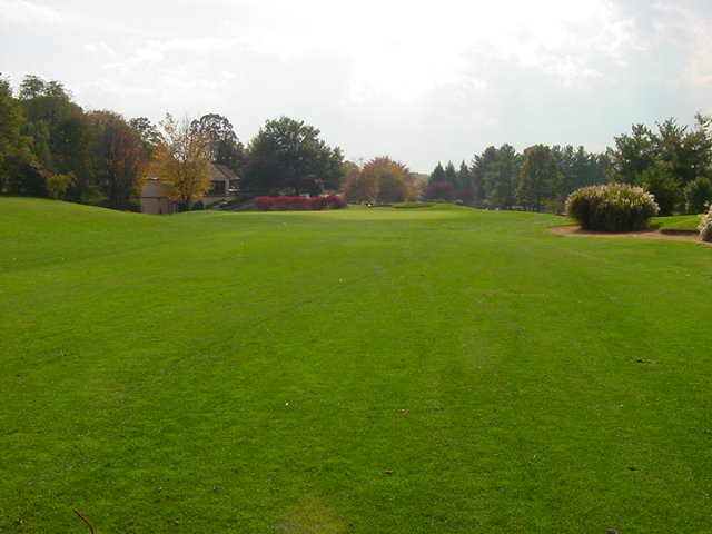 A view from the 9th fairway at Jefferson District Golf Course (Bilmon)