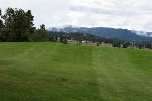 A view from Pinon at Pagosa Springs Golf Club