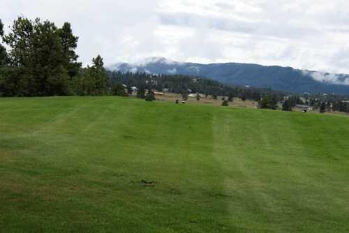 A view from Pinon at Pagosa Springs Golf Club