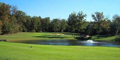 A view from Oak Marr Golf Course