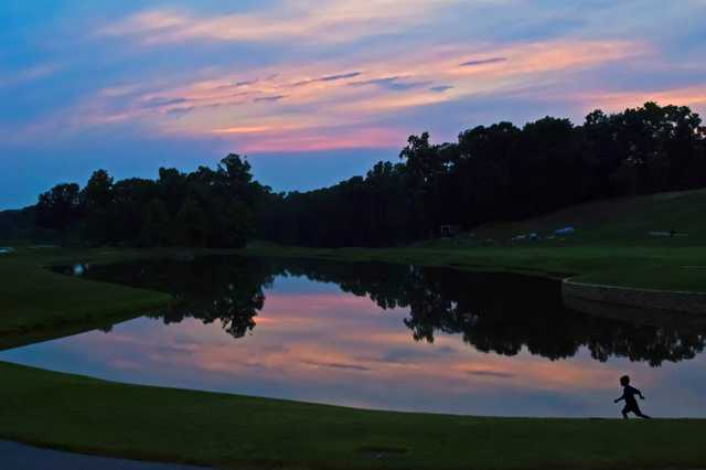 A view from Cattail Creek Country Club (Jenny S. Meacham)