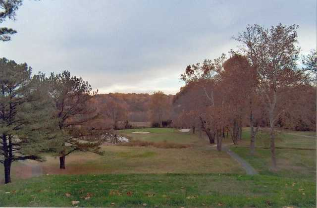 A view from Hawthorne Country Club