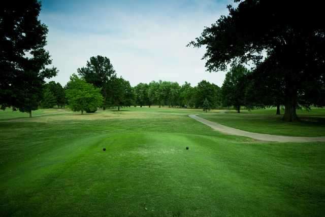 A view from a tee at Sullivan Golf Club
