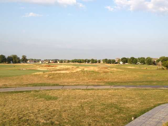 A view from The Links at Heartland Crossing