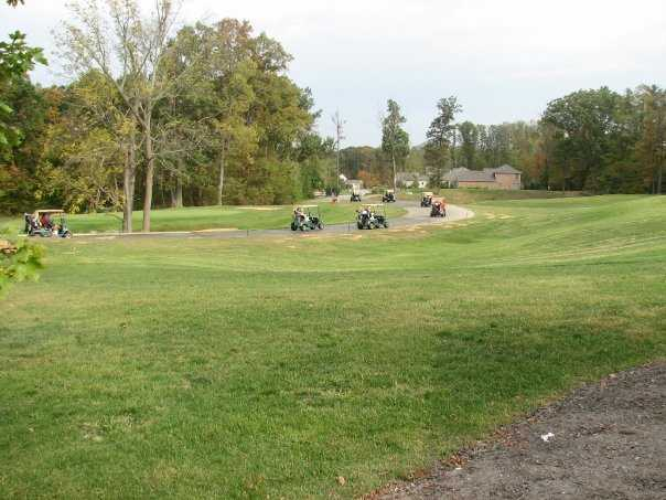 A view from Delaware Golf Club