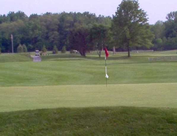 A view of the 8th hole at Grantwood Golf Course