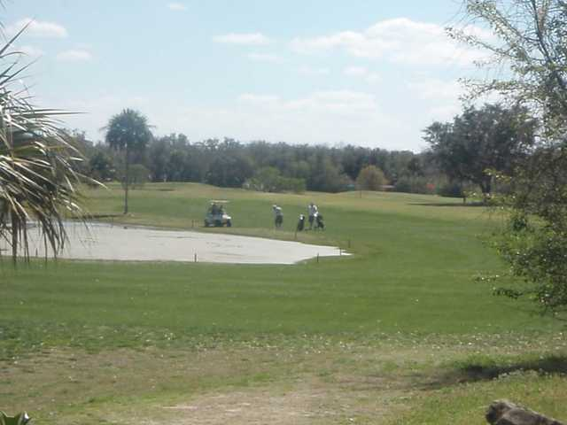 A view from Point O'Woods Golf Club