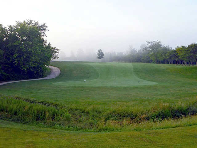 A view from St. Clair Parkway Golf Course