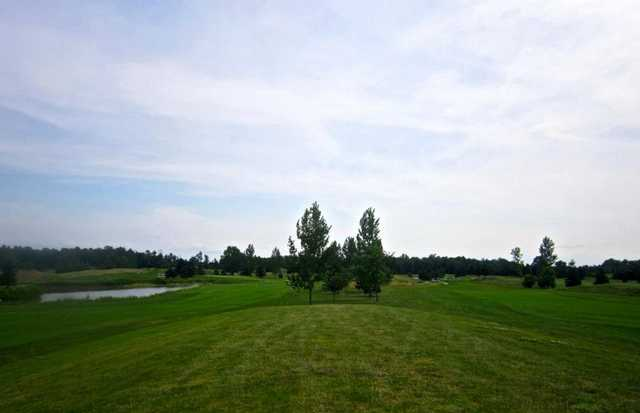 A view from Chippewa Creek Golf and Country Club