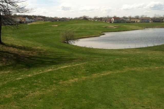 A view of the 11th fairway from Links at Gateway.