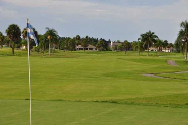 A view of the 3rd fairway at Prince from Cape Royal Golf Club