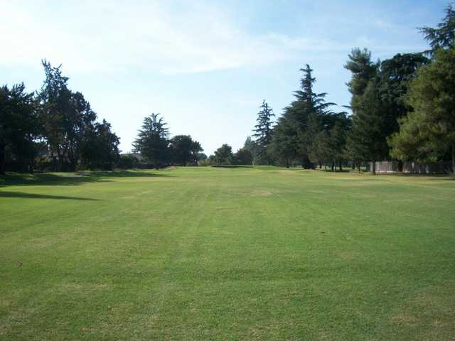 A view from the 8th fairway at Elkhorn Country Club