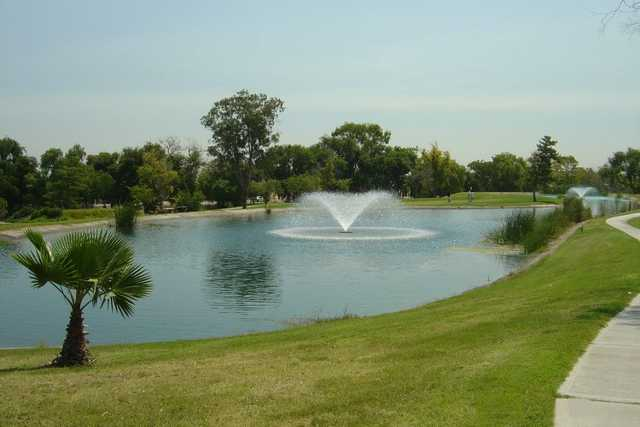 A view from Tracy Golf & Country Club