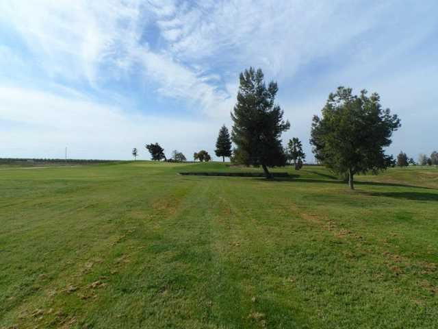 A view from the 6th fairway at Madera Golf Course