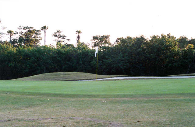 A view of the 4th hole at Sebastian Golf Course