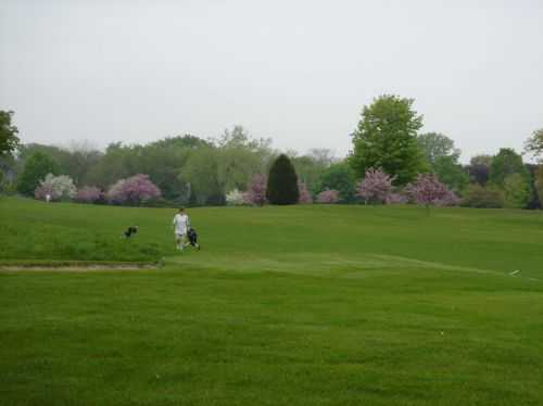 A view from Shiloh Park Golf Course