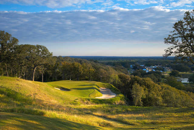 View from no. 12 at Wolfdancer Golf Club