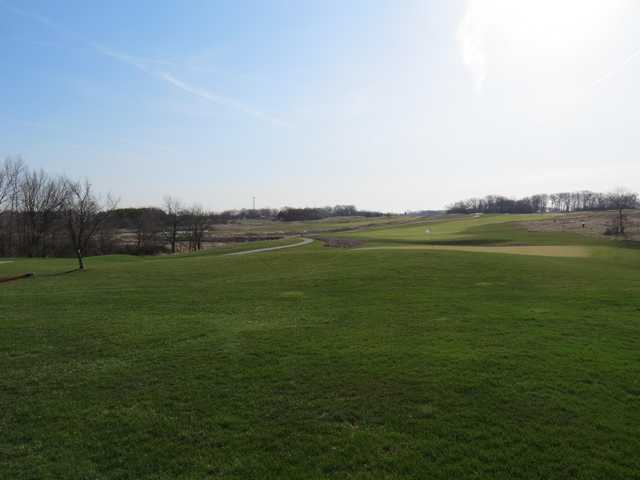 A view from Shepherds Crook Golf Course