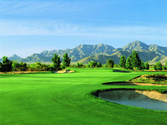 Piipaash at Talking Stick GC: View from #12