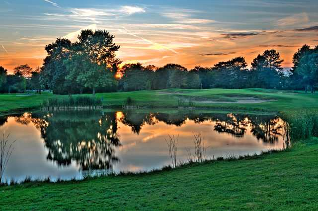 A splendid view from Sportsman's Country Club