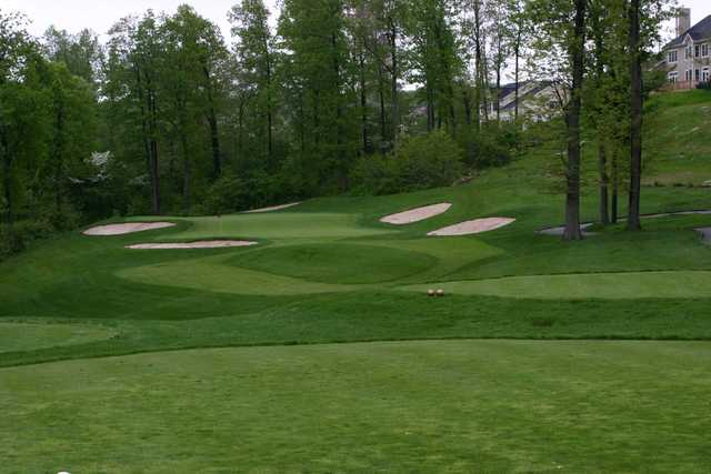 A view from a tee at Beekman Country Club