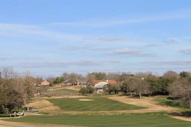 A view from Sammy Baugh Golf Course at Western Texas College