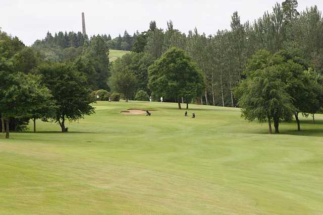 County Armagh Golf Club is a par-70 parkland course.