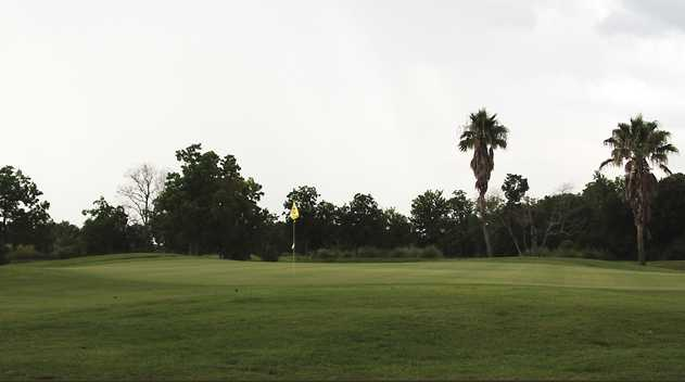 A view of a green at Brentwood Country Club